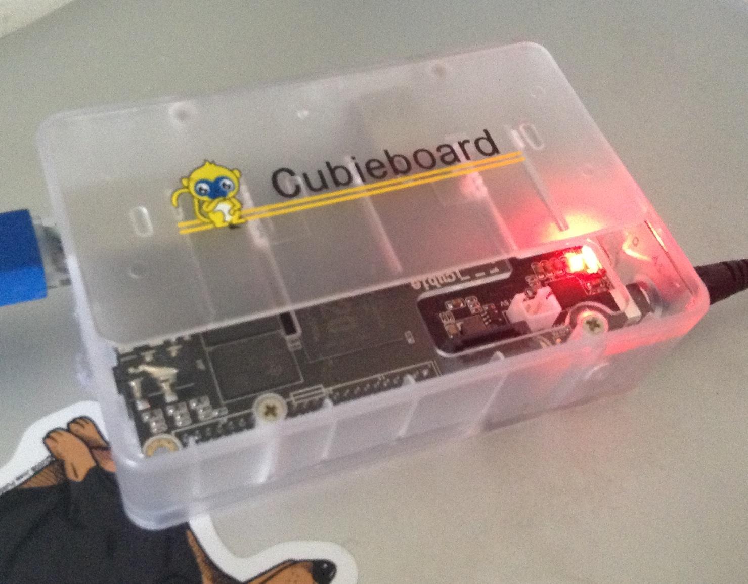 Cubieboard 2