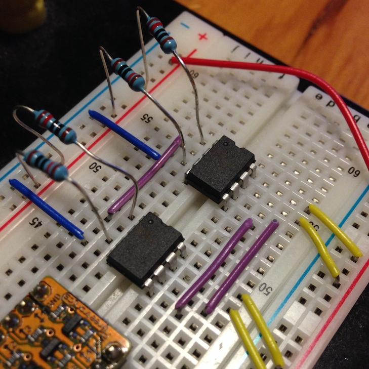 Avr11 Building An Spi Sram Shield For An Arduino Mega