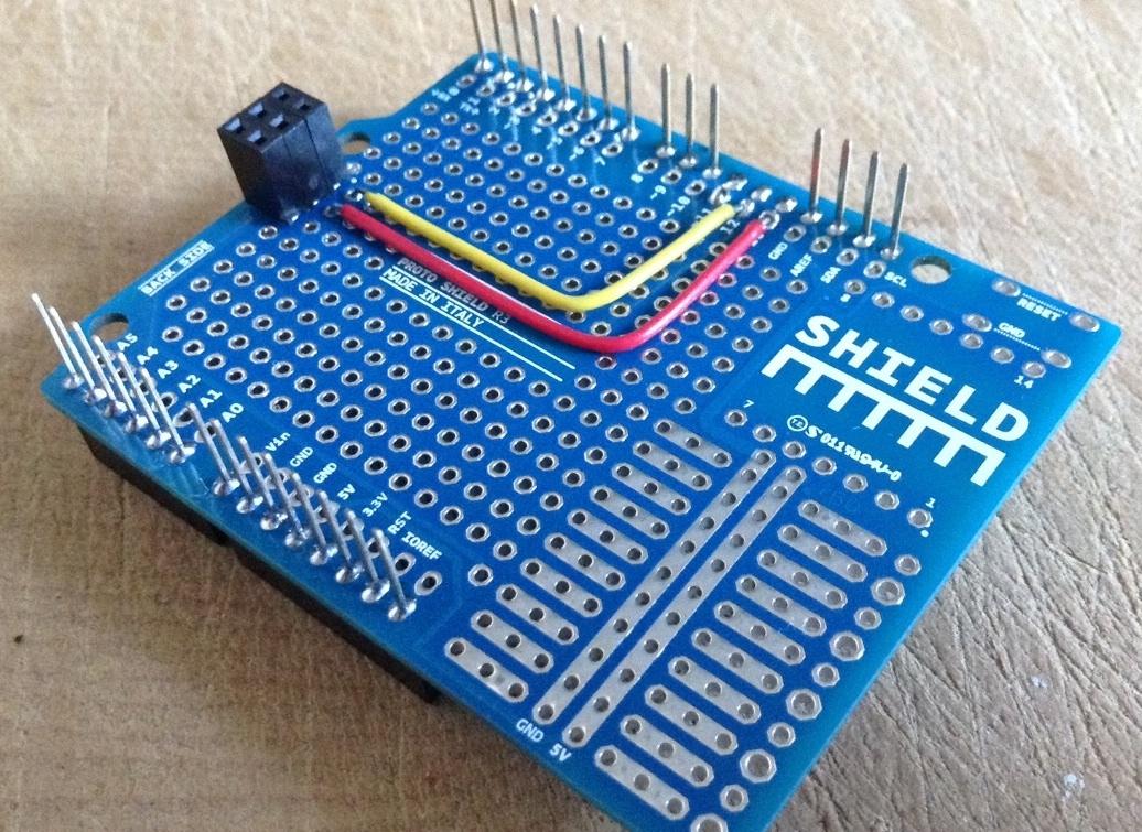 ICSP adapter